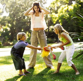 Трудности родительского пути